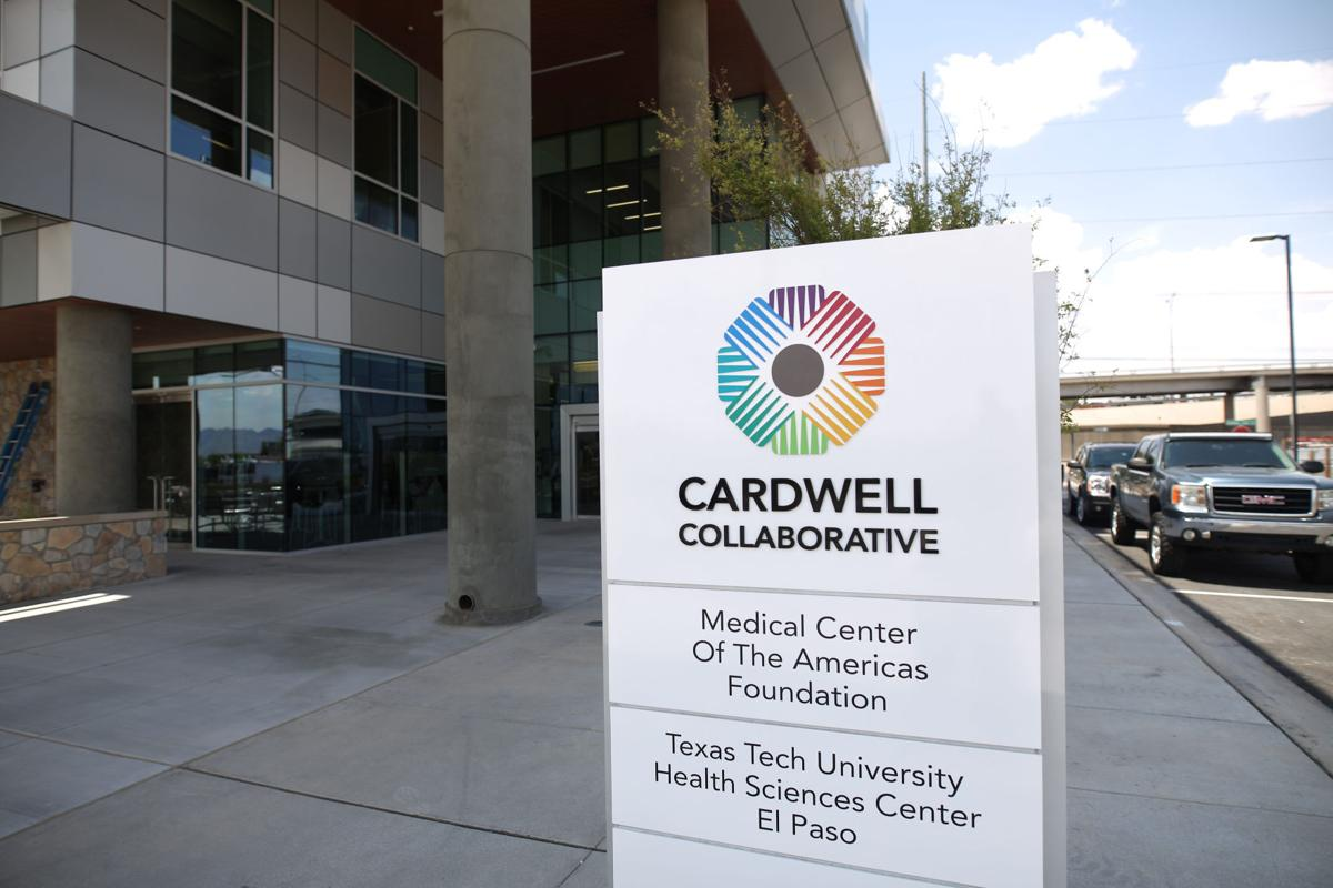 Cardwell Collaborative Building