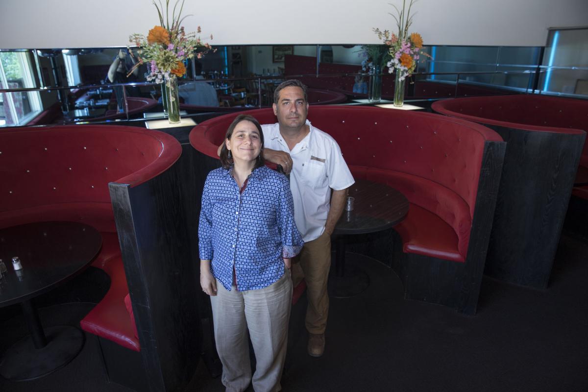 Robert and Marina Ardovino