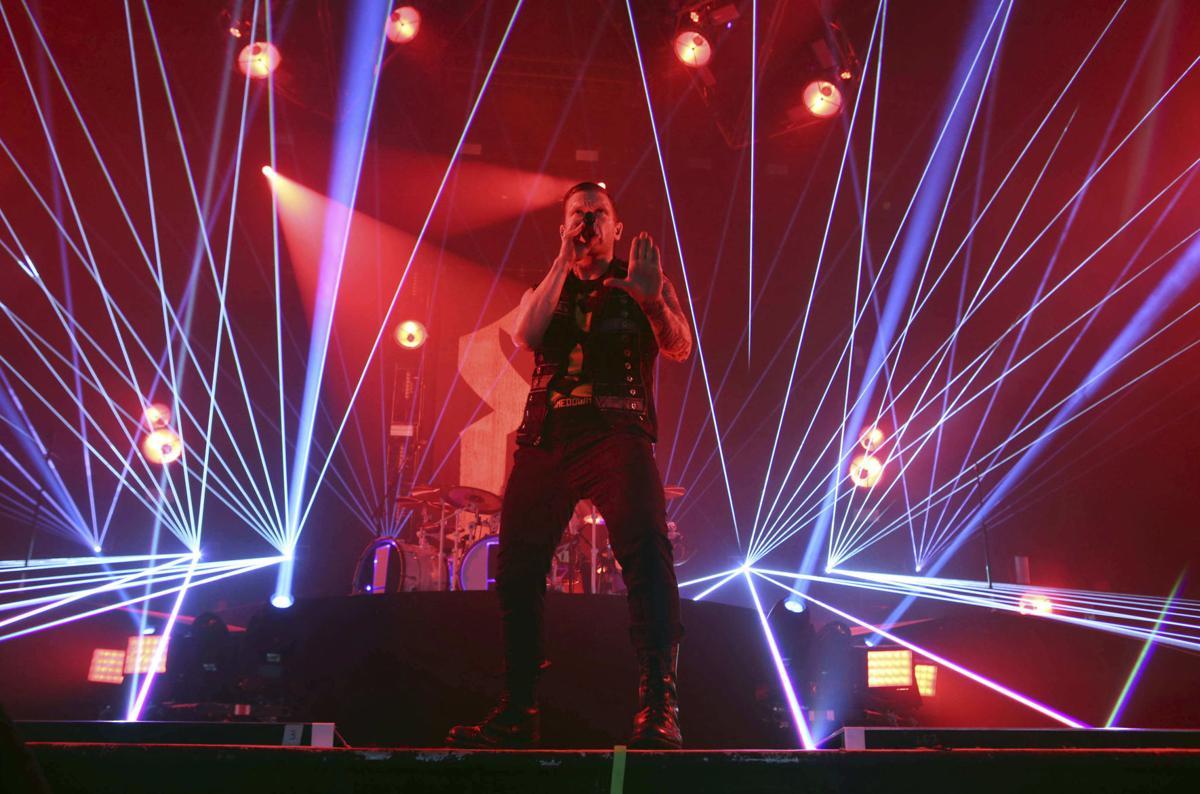 Godsmack In Concert - Atlanta
