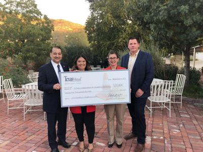 Texas Mutual Insurance Company awarded a grant to the El Paso Collaborative for Academic Excellence