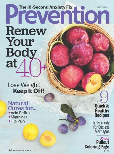 Magazine drops ads to save money