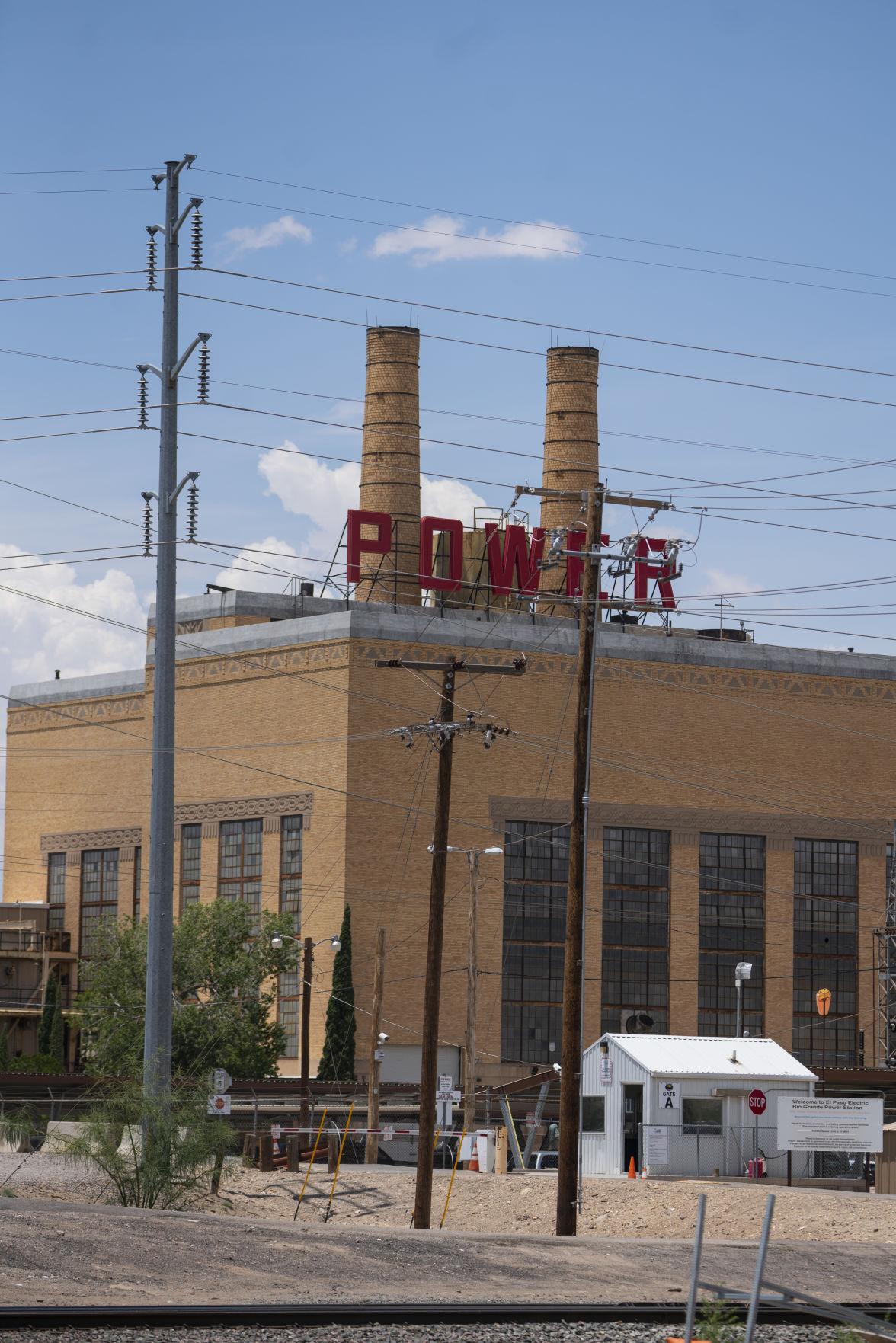 El Paso Electric Rio Grande Power Plant