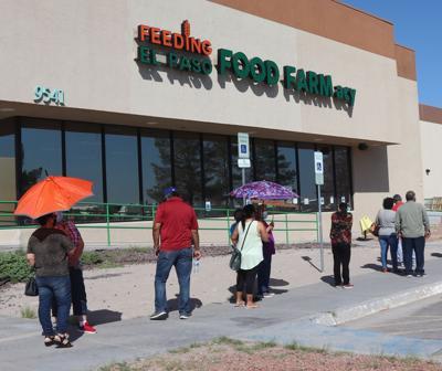 El Pasoans Fighting Hunger