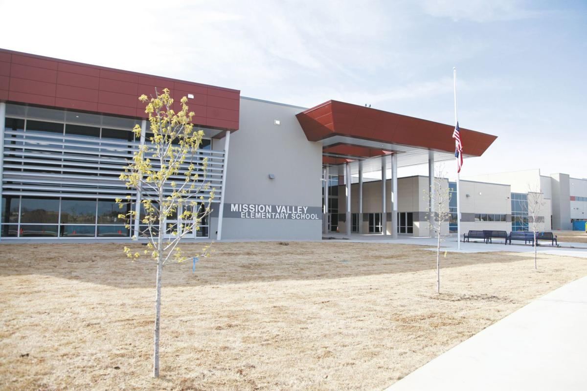Mission Valley Elementary School opens