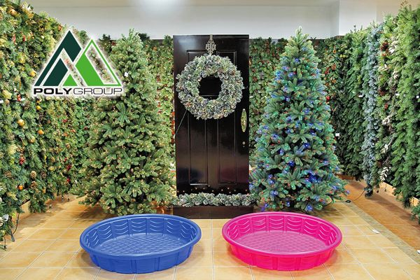 polygroup a chinese company will open a factory in jurez to manufacture plastic christmas trees and wading pools for the american market - Chinese Open On Christmas