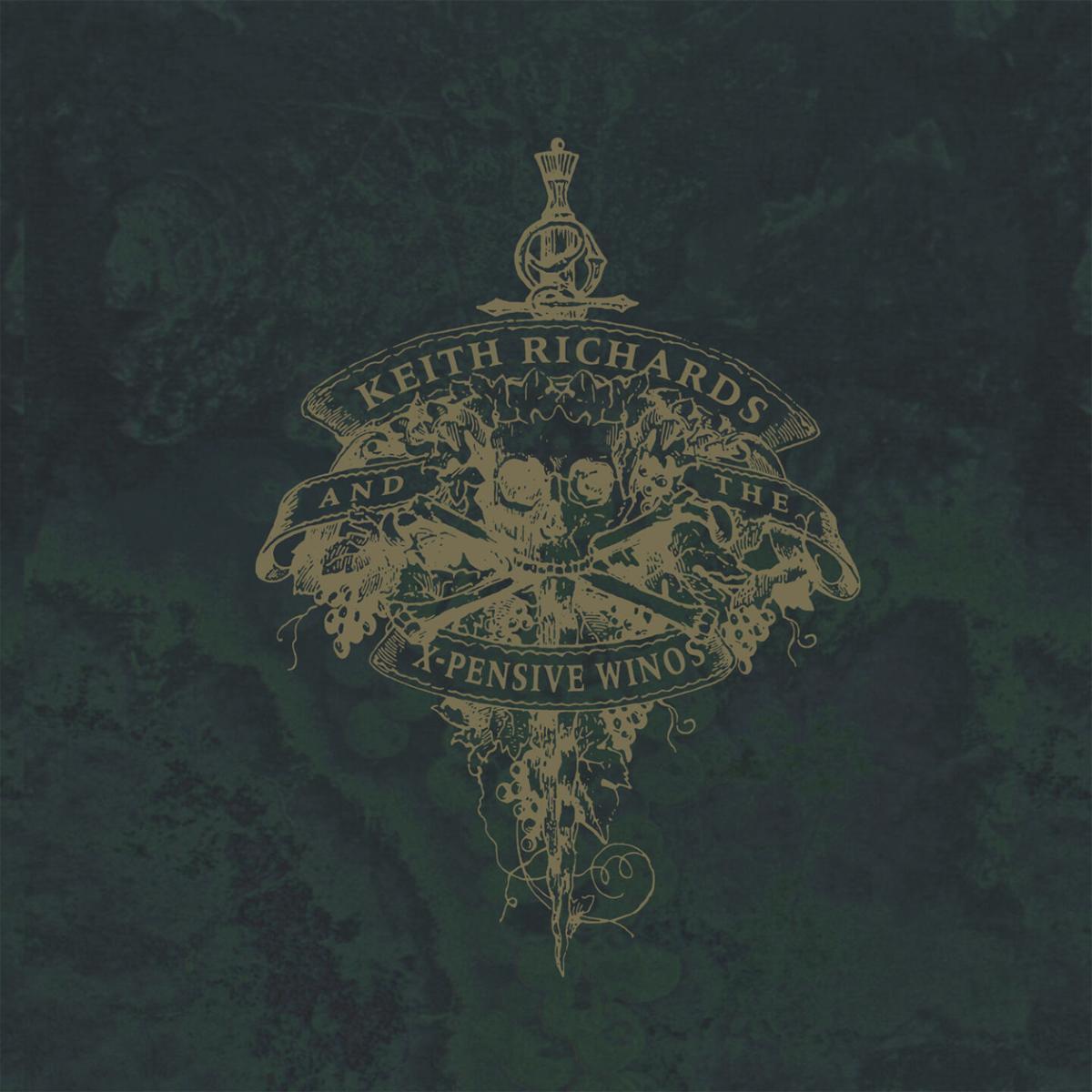 Music Keith Richards