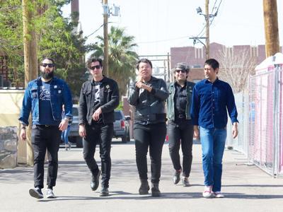 3 questions with El Paso punk group Nalgadas
