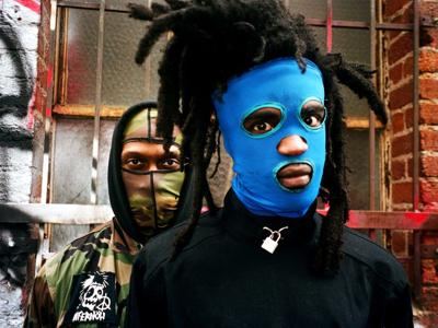 4Qs with hip-hop's Ho99o9, coming to Lowbrow