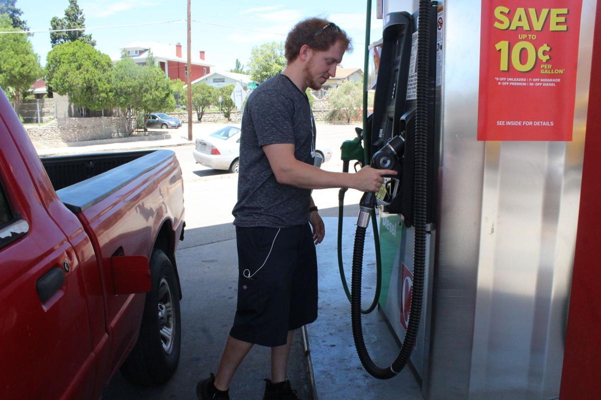 El Paso Gas Prices Highest In Texas Local News Elpasoinc Com