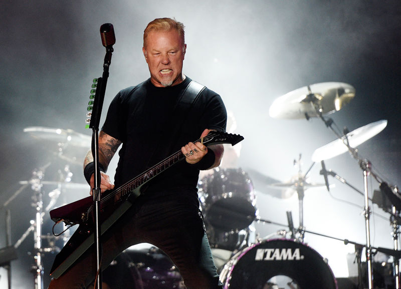 Over time, Metallica remains El Paso favorite 2