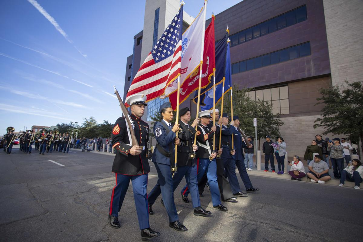 Downtown Veterans Day Parade