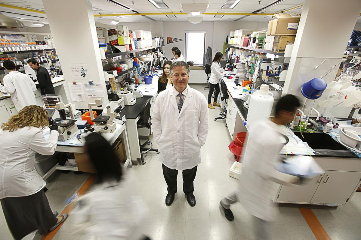 UTEP developing promising drugs, vaccines