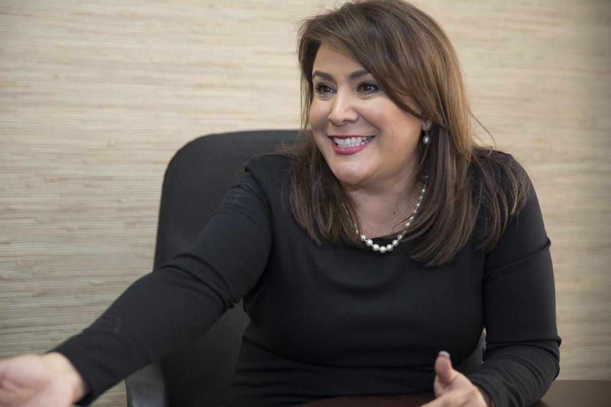 Dr. Sylvia Acosta- YWCA
