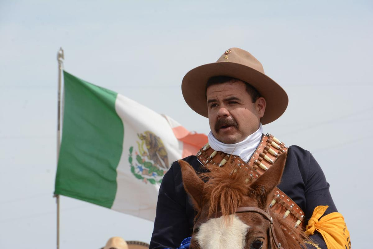 Pancho Villa in Columbus