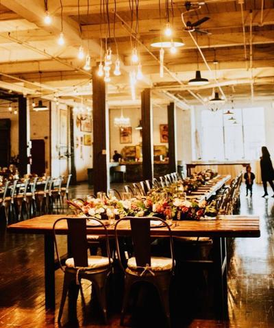 Best Wedding Venue - Epic Railyard Event Center