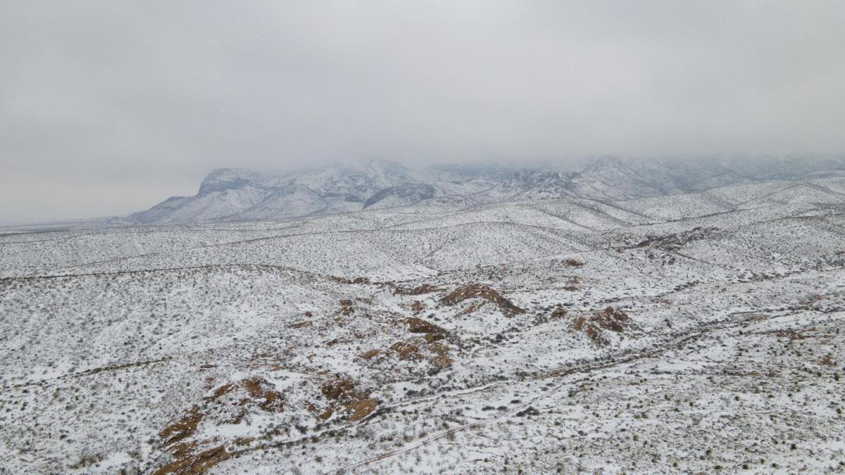 Snow in the Borderland