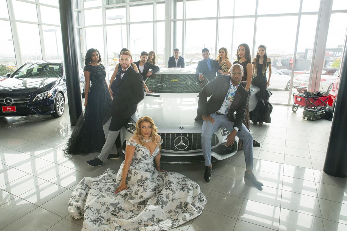Mercedes El Paso >> Mercedes Benz Of El Paso Fashion Week Series Local