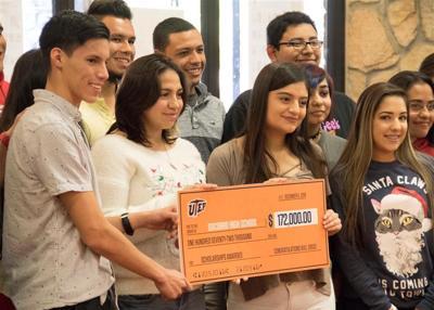 UTEP scholarships