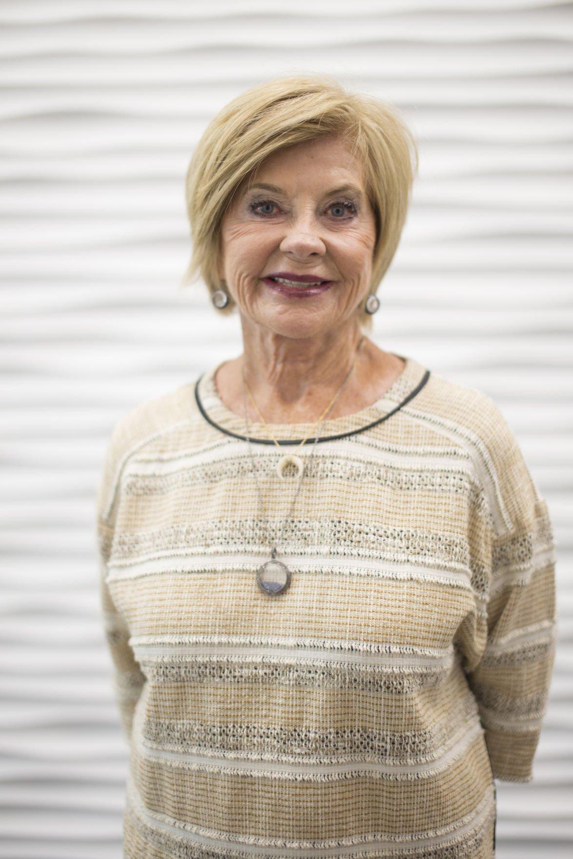 Women of Impact- Judy Robison