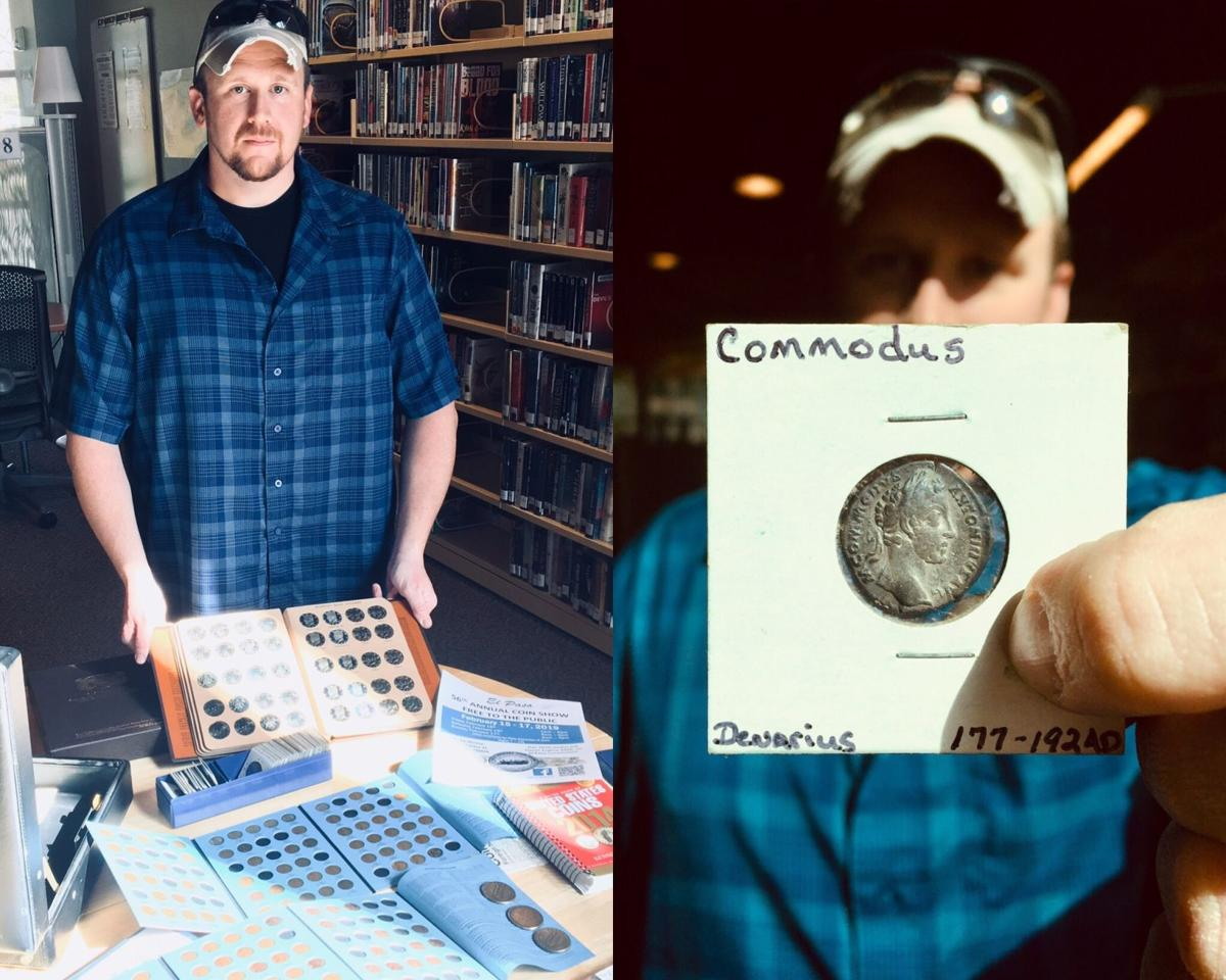 Penny savers: Learn about coin collecting at show