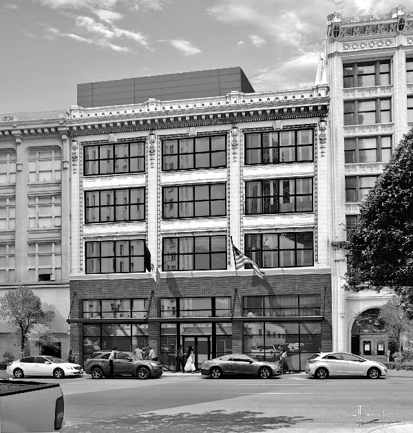Downtown Boutique Hotel Project In The Works