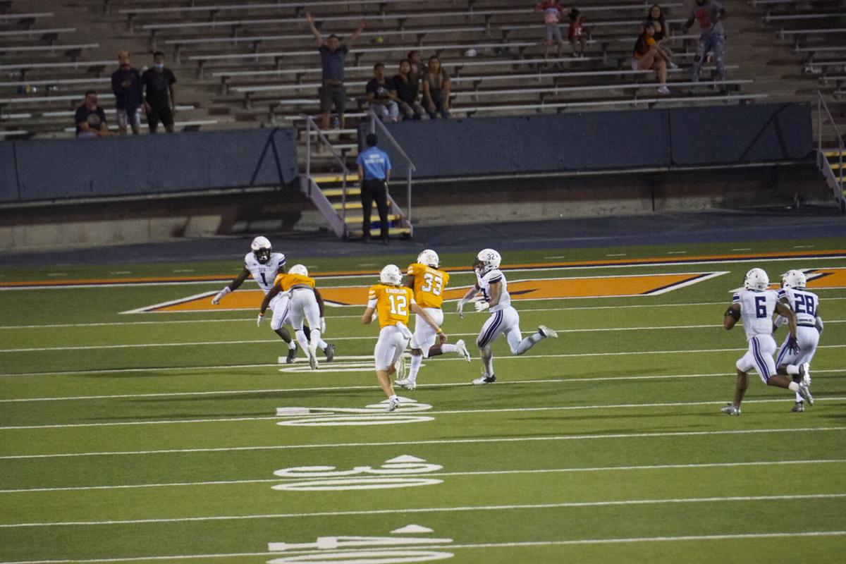 UTEP Defeats Stephen F. Austin in Season Opener
