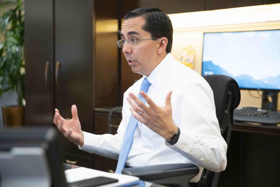 Roberto Coronado: Vice president in charge, Federal Reserve