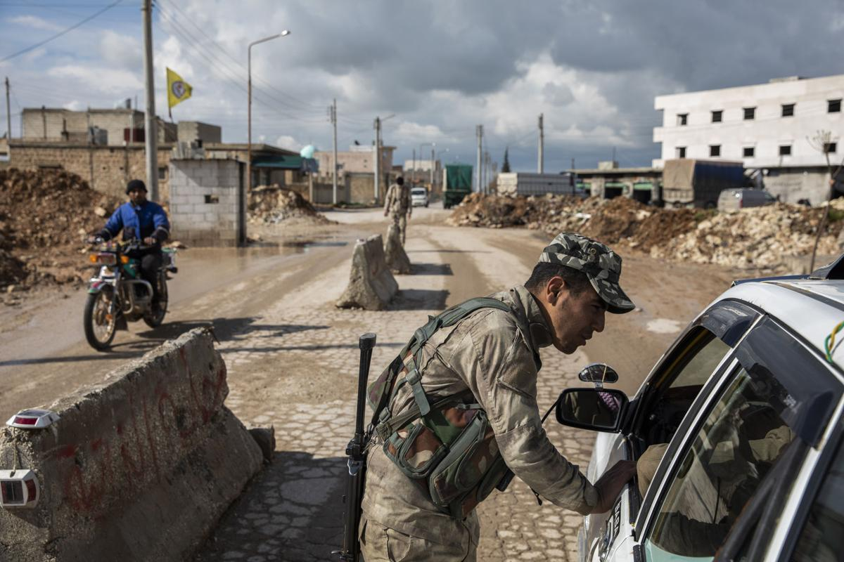 Islamic State Is Regaining Strength in Iraq and Syria