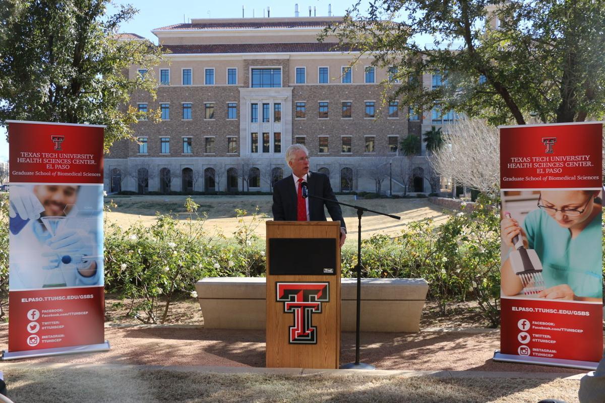 TTUHSC El Paso Adds Graduate School to Growing Campus