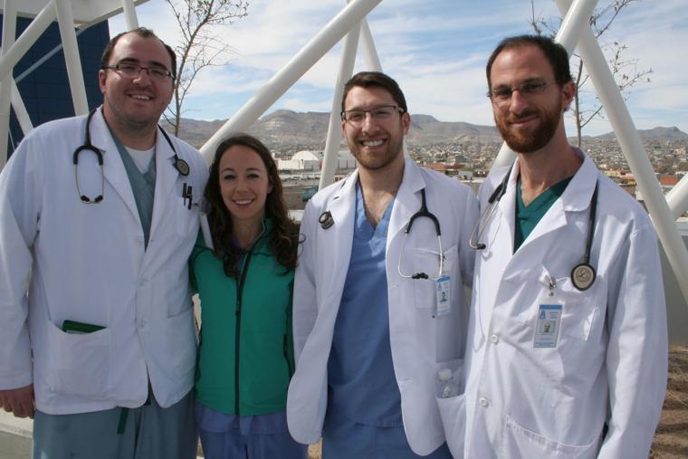 international med students visit border el paso inc local news