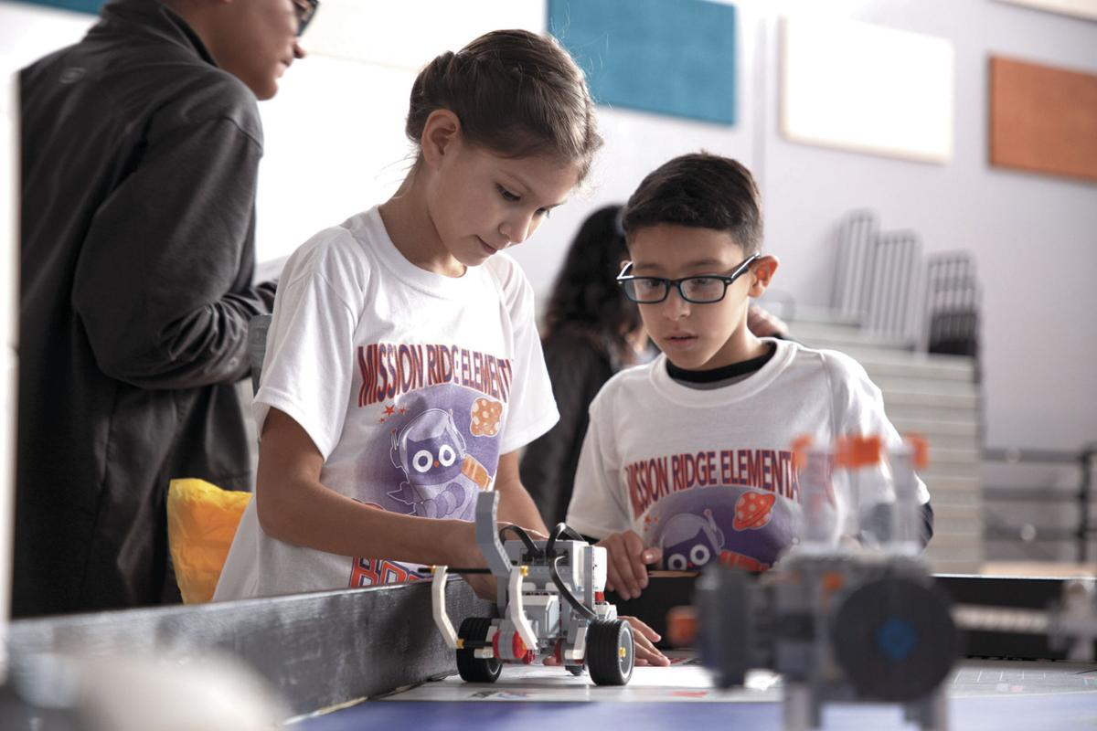 District contests, events challenge SISD students