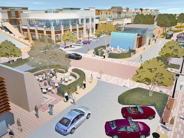 The Fountains Gets Big Upgrade El Paso Inc Top Story