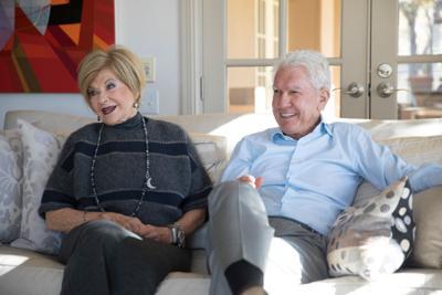 Judy and Kirk Robison