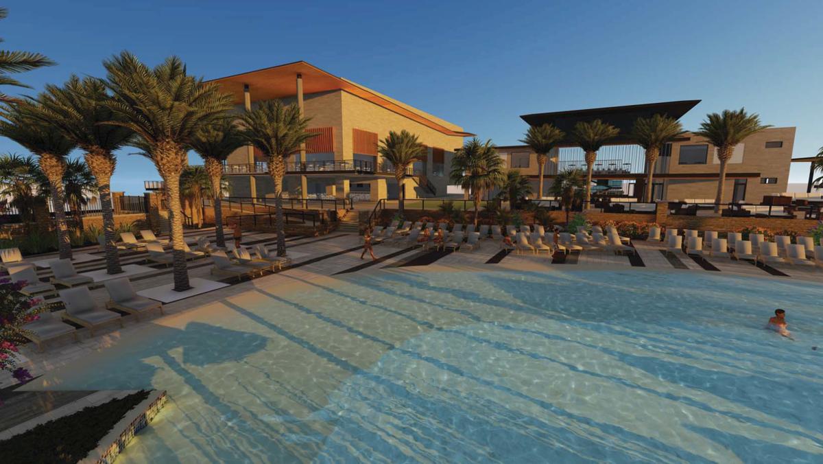 Montecillo Resort Area Rendition