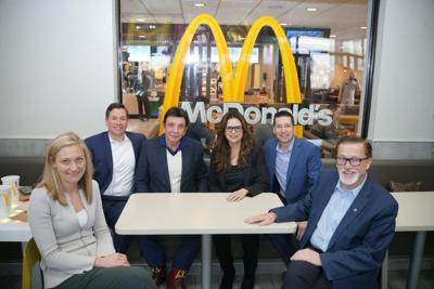 McDonald's award
