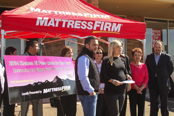 Komen El Paso Race For The Cure To Run At Biggs Local News
