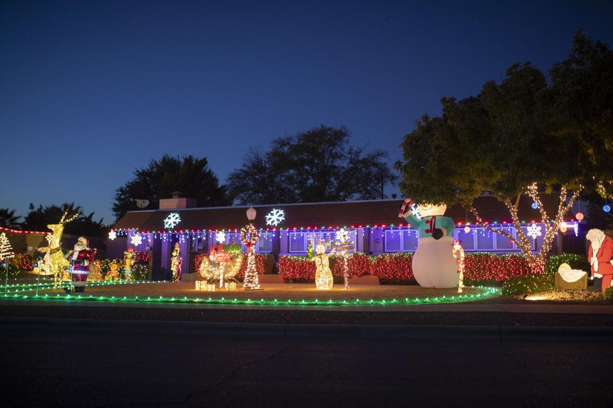 Neighborhood Decorations