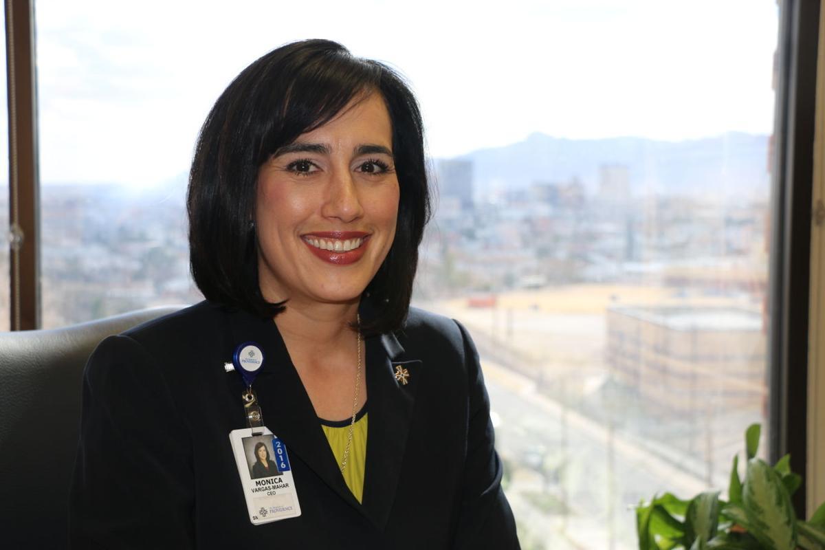 Monica Vargas-Mahar