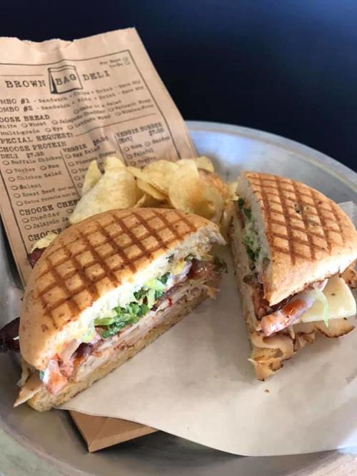 Best Sandwich Brown Bag Deli 2019
