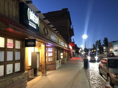 Recreational cannabis shops in Trinidad, Colorado