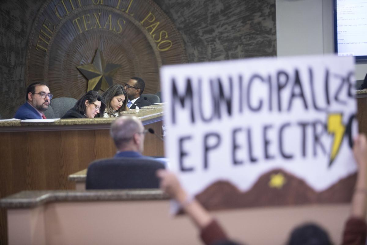 City Council Mulls El Paso Electric Deal