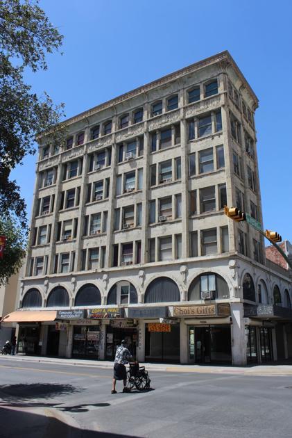 For Sale Abdou Building In Downtown El Paso El Paso Inc