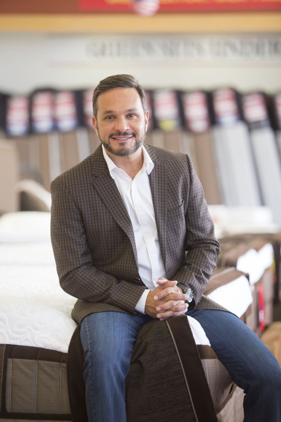 Dan Longoria Vp Mattress Firm El Pasonew Mexico Qa Elpasoinccom
