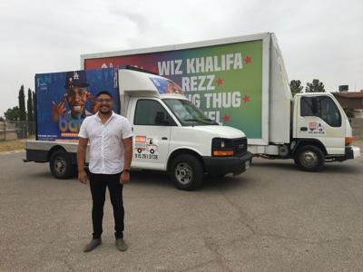 Best New Business - El Paso Billboard Trucks