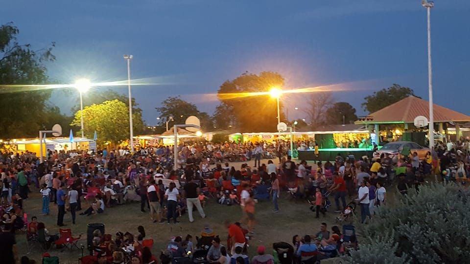 Craving gorditas, music, fun? Bazaars in full swing