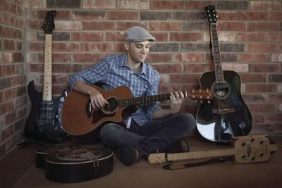 5Qs with El Paso guitarist Aaron Goldfarb