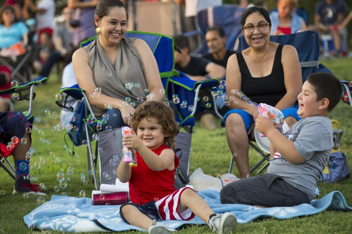 fireworks to light up el paso sky 4th of july | local features