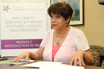 Patty Tiscareño, Executive Director, Rio Grande Cancer Foundation