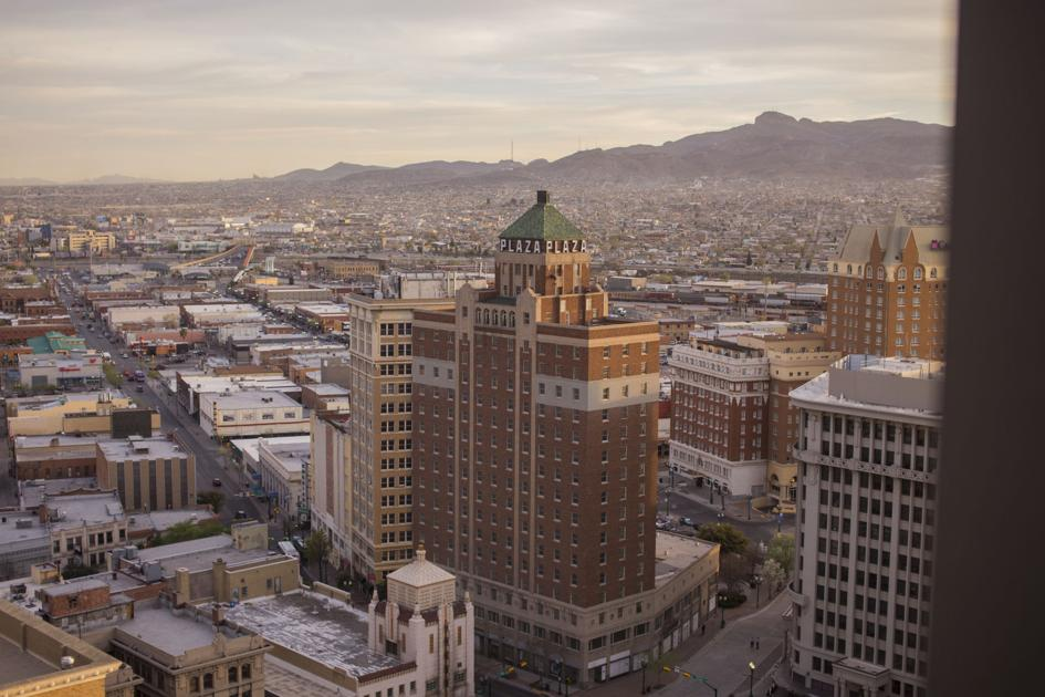Foster To Restore Old Plaza Hotel El Paso Inc Local News
