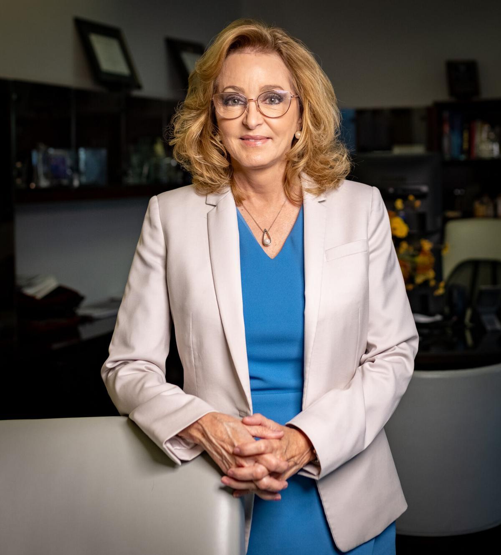 Crystal Long, CEO of GECU